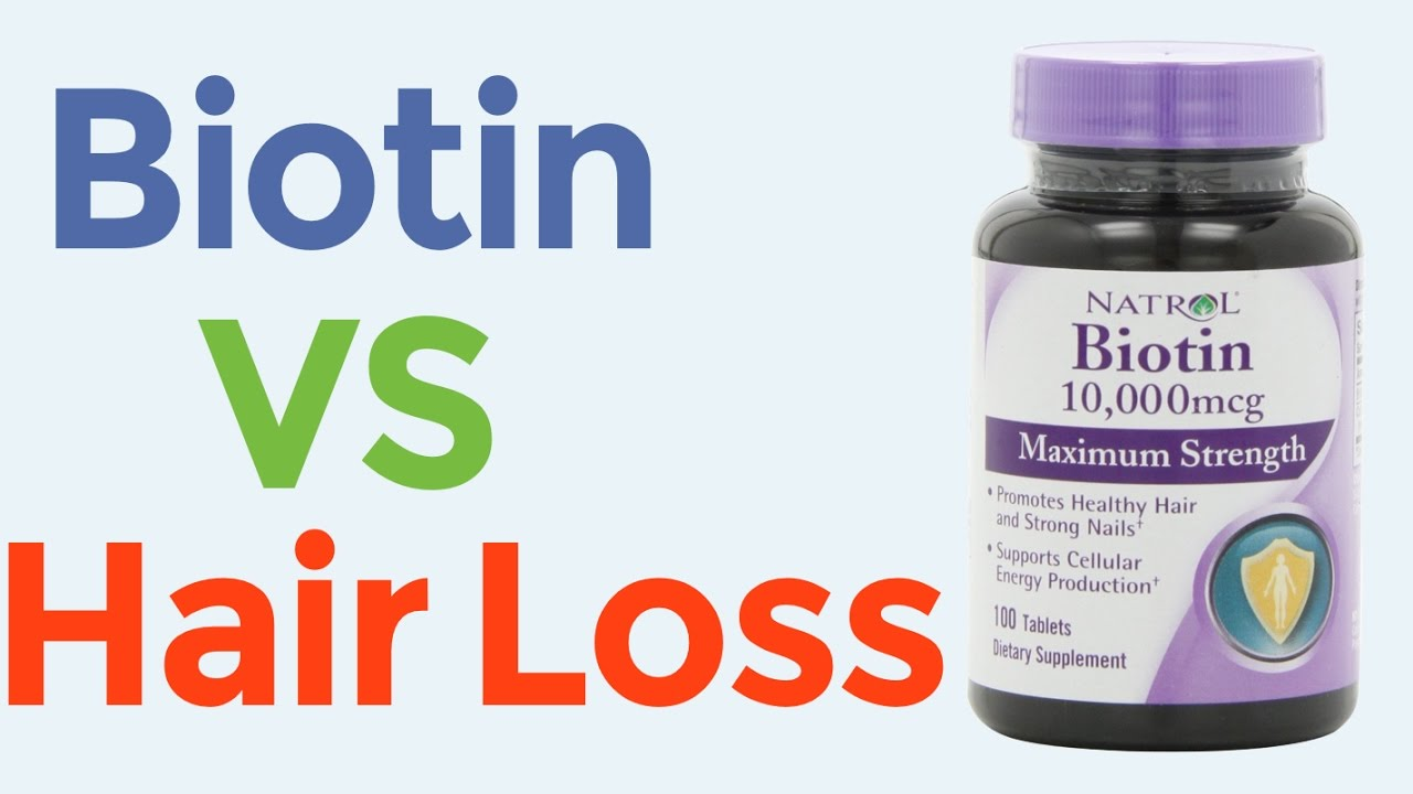 best biotin for hair growth pills