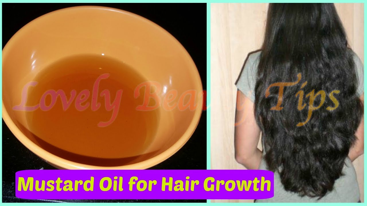 mustard oil for hair growth reviews