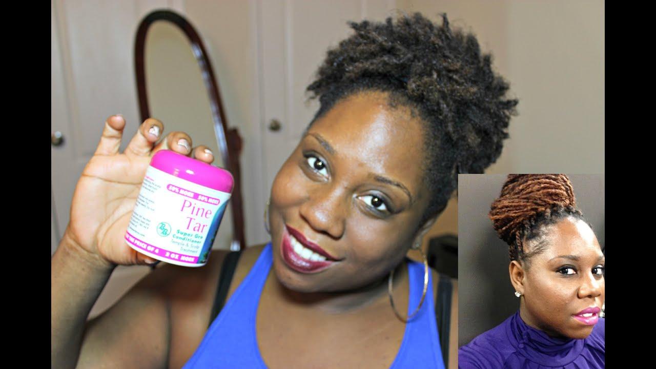 pine tar for hair growth